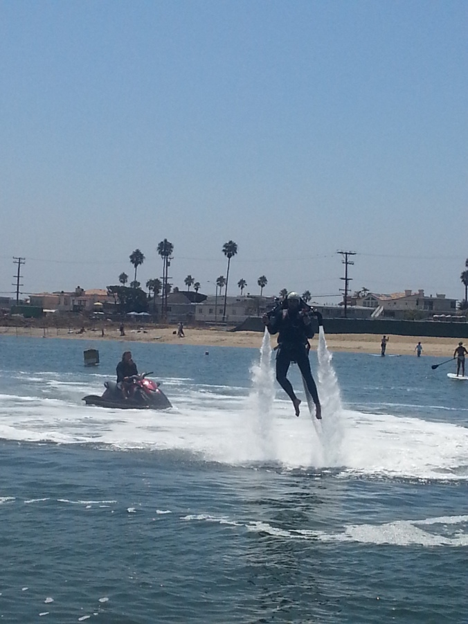 Jet Pack Ride