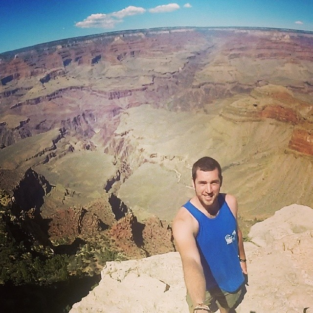 Grand Canyon GoPro