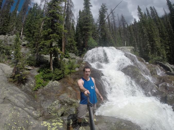 Rocky Mountains go pro