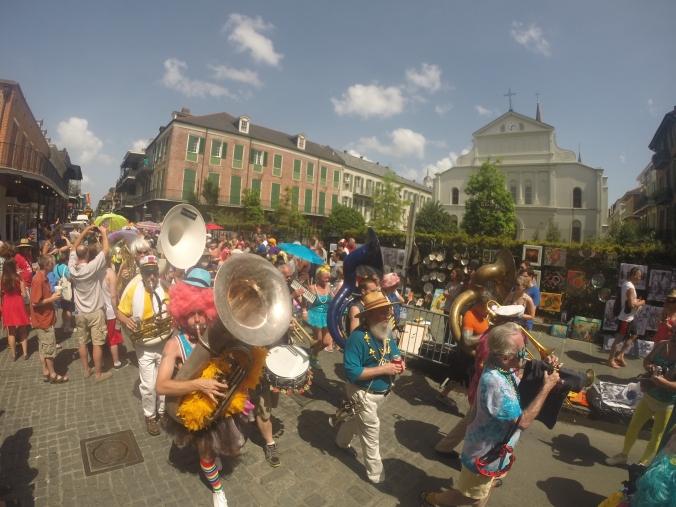 Southern Decadence Parade