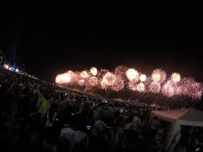 Rio De Janeiro New Years