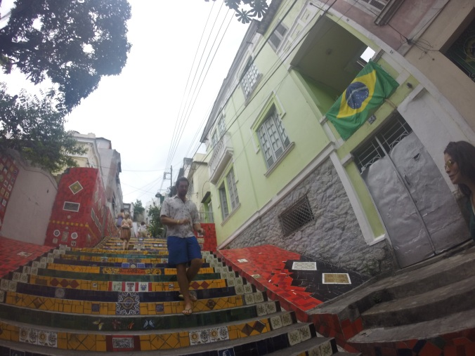Escadaria Selaron - Rio de Janeiro