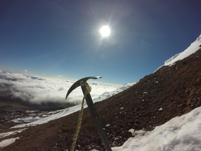 Cotopaxi ice pick