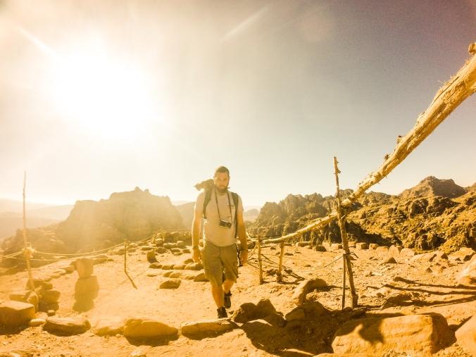 Wadi Musa Desert Petra
